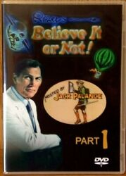 🔴  Ripley's Believe It Or Not! - The Best Of Part 1 - Jack Palance 1980's