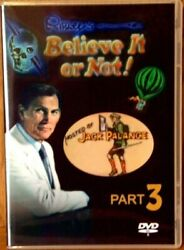 🔴  Ripley's Believe It Or Not! - The Best Of Part 3 - Jack Palance 1980's