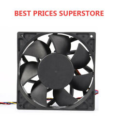 5000 RPM Front Fan Replacement 4pin 140mm 14038 12V 2.5A for Innosilicon T2T $27.99