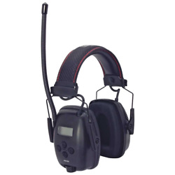 New Howard Leight by Honeywell Sync Radio Digital AM FM Radio Ear Muffs NRR 25 AU $151.95