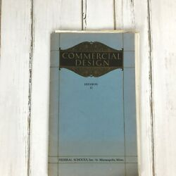 VTG Federal School of Commercial Design Book 12 With Charts Minneapolis MN 1930