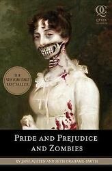 Pride and Prejudice and Zombies by Jane Austen  Paperback