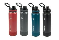 NEW ThermoFlask 40oz Insulated Stainless Steel Water Bottle With Spout Lid $19.99