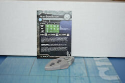 Axis & Allies War at Sea Surface Action Heavy Shore Battery 40/40 $75.00