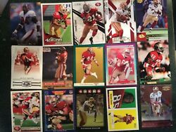 NFL Team Lots of 330 cards. PICK YOUR TEAM. RC and Stars included. NO DUPLICATES $9.99