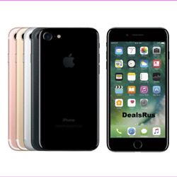 Apple iPhone 7 32GB GoldBlackSilver Verizon atamp;t Unlocked Smartphone LTE $121.00