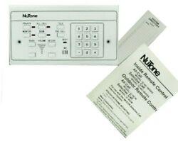 NUTONE IC 602WH Outdoor Control Remote Selective Call White $210.00