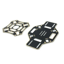 F450 V2 TOP amp; BOTTOM Central Frame Plate PCB Quadcopter Main Frame Board Centre $17.99