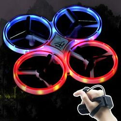 Feichao UFO Drone Quadcopter Remote Control RC Fly Helicopter LED Infraed $44.99