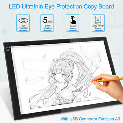 A3 LED Light Box Pad Slim Copyboard Tracing Drawing Board Graphic Tablet Q5Y8 $25.60