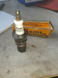43T EDISON SPARK PLUG VINTAGE. NOS. CHECK APPLICATION BEFORE PURCHASE. $15.00