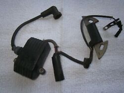 Coleman Generator Powermate PM1500 Suzuki Engine FA13OD Coil Points Assembly $35.00