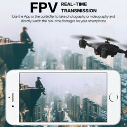 JJR C H78G GPS Drone Camera 1080P Foldable Altitude Hold Toy For Beginners F4C7 $92.97