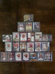 Cardinals QB Kyler Murray 22 Rookie RC and 1 2020 Card Lot SP Inserts... $134.00