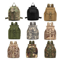 Tactical Backpack Military Backpack Small Army Rucksack Backpack For Trekking $21.99