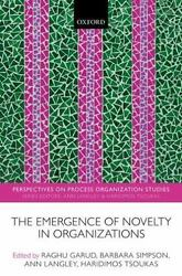 Perspectives on Process Organization Studies: The Emergence of Novelty in... $135.00