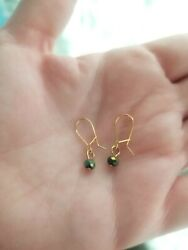 Small Gold Earrings $10.00