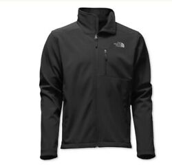 New The North Face Men#x27;s Apex Bionic TNF 2 Soft Shell Jacket $78.00