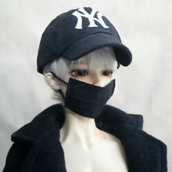 Fashion Black BJD Mask for Uncle 1 3 1 4 Ball jointed Doll Mini Props Dollmore $14.22