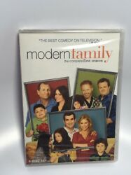 Modern Family Tv Show DVD Complete First Season 1 One New Sealed $4.99