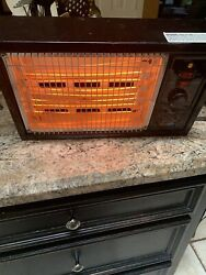 Climate  Keeper Deluxe  Radiant Heater $11.99