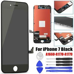 Replacement Black For iPhone 6S  LCD Screen Display Digitizer Assembly 3D Touch $14.69