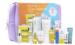 Sephora Favorites *SUN SAFETY 15 PC KIT* Full Sz DENNIS GROSS MORE $178 VALUE $44.99