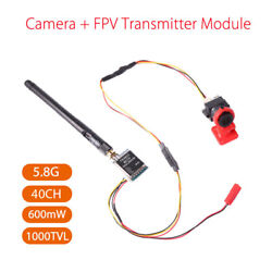 1000TVL Camera FPV Transmitter Module TS5828 5.8Ghz 40CH For Racing RC Drone $29.99
