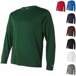 Champion Double Dry Performance Long Sleeve Moisture Managing T Shirt CW26 $14.93