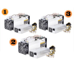 🔥Steal the Deal 🔥 3 Qty Antminer S9 FREE 3 Qty Bitmain PSU🚀 FREE SHIPPING📦 $396.00