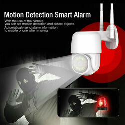 360° Wireless Outdoor IP Camera HD 1080P WiFi 5X ZOOM CCTV Security IR Webcam US $40.99