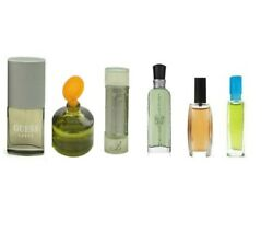DESIGNER MEN#x27;S COLOGNE COLLECTION 6 PIECE MINIATURE GIFT SET