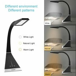 Dimmable Touch Sensor LED Light Desk Table Reading Book Lamp Eye-protection USA $12.19