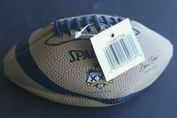 Mini Football Spalding 7quot; Inches Arena Bowl XXI New Orleans 2007 FREE SHIPPING $9.87