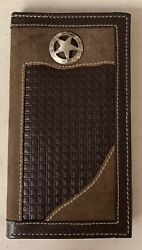 Misc Novelty Clothing 1701 M04 Rodeo Wallet with Texas Star Concho $9.99