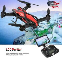 Mini FPV Quadcopter Drone amp; Remote Control FPV Kit LCD Display CW CCW Propeller $180.08