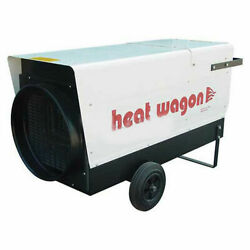 Heat Wagon Electric Heater 604824 KW 205000 BTU 480V Ductable $4,678.26