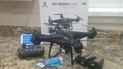 Holy Stone HS100 Drone GPS Live View FPV HD Camera Altitude Hold Follow Me Used $119.00