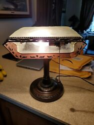 Reproduction of Antique Student Lamp or Table Lamp $30.00