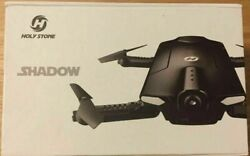 Holy Stone HS160 Shadow FPV RC Drone w 720P HD Wi-Fi Camera Live Video Feed NEW* $83.66