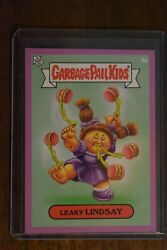 Garbage Pail Kids 2020 Bizarre Holidays #5a Leaky Lindsay Purple Border $12.00