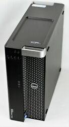 Dell Precision T3600 Xeon E5-1650 3.2Ghz 6 Cores 16GB RAM Quadro 4000 No OS