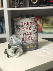 Then she was gone by Lisa Jewell Hardcover Book of the Month 2018