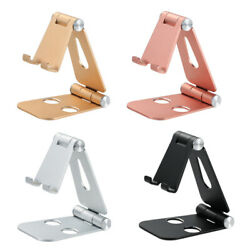 Cell Phone Foldable Tablet Switch Stand Aluminum Desk Table Holder Cradle Dock  $8.99
