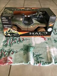 Halo Reach Warthog Brand New in Box Toys R Us Exclusive-RARE $150.00