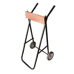 ALEKO Heavy Duty Folding Outboard Motor Rolling Cart and Storage Stand $66.51