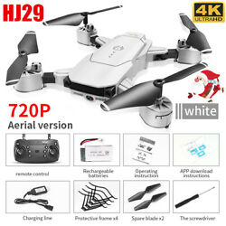 Quadcopter Drone 720P HD WIFI FPV Camera High Altitude Hold Foldable XMAS White~ $35.99