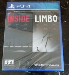INSIDE  LIMBO Double Pack PS4 (Sony PlayStation 4)  $24.00