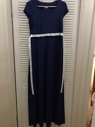 women maxi dresses size large $10.00