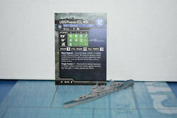 Axis & Allies War at Sea Surface Action USS Phoenix (CL 46) 19/40 $10.00